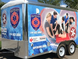 Mobile CPR Training