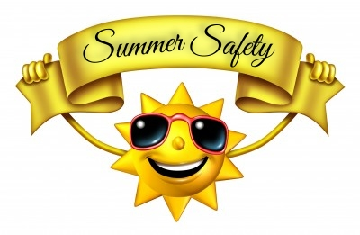 Safe Summer Tips